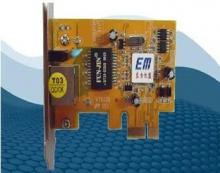 东方亿盟 统易保护卡(千兆)专业版 硬盘保护卡