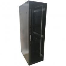 图腾(TOTEN)G3.6042 网络服务器机柜 前后网孔门 19英寸标准2米机柜
