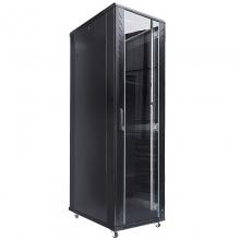 图腾(TOTEN)G2.6042 网络服务器机柜 前门玻璃后门钣金 19英寸标准