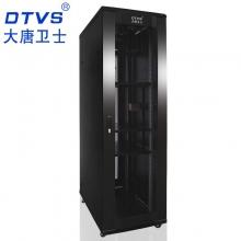 大唐卫士机柜D1-6042服务器机柜42U 19英寸加厚2米机柜