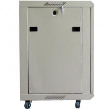 三拓 T3.6612机柜12U网络机柜0.7米壁挂落地机柜监控弱电机柜交换机柜 钢板加厚