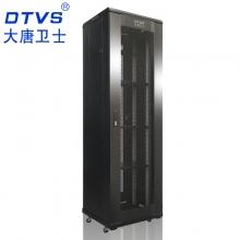 大唐卫士D1-6642 网络机柜42U 2米19英寸标准加厚机柜