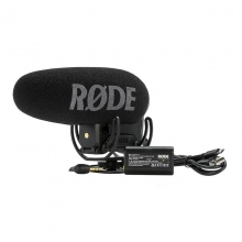 RODE Videomic Pro 相机麦克风