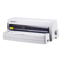 得力DL-2680K针式打印机(灰色)