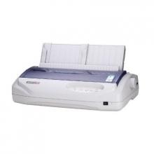 得力DL-1600K针式打印机(灰色)