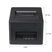 得力(deli)DL-581PW 热敏票据打印机