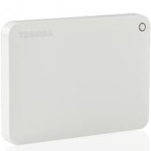 东芝 V9 高端系列 2.5英寸 移动硬盘(USB3.0)1TB(清新白)