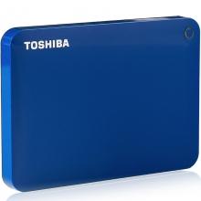 东芝 V9 高端系列 2.5英寸 移动硬盘(USB3.0)1TB(神秘蓝)