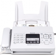 松下(Panasonic)KX-FP7009CN 普通纸传真机(白色)