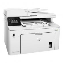 惠普(HP) LaserJet Pro MFP M227fdw 黑白激光一体机 A4幅面 打印/复印/扫描/传真 有线+无线 自动双面 保修一年