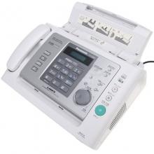 松下(Panasonic)KX-FL338CN 黑白激光传真机(白色)