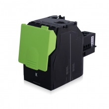 利盟(Lexmark) CS310DN/CS410DN彩色原装粉盒(708K黑色)
