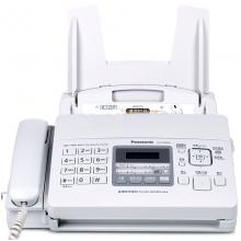松下(panasonic) KX-FP7009CN 普通纸传真机(中文显示) 白色