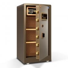 虎牌 致尚-100型 电子密码保险柜 咖啡金色