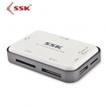 飚王(SSK) SCRM056多合一读卡器