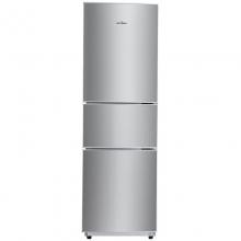 美的(Midea) BCD-206TM(E) 206升 时尚三门三温 冰箱