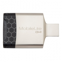 金士顿(Kingston) FCR-MLG4 USB 3.0 MobileLite G4 多功能读卡器