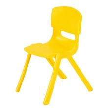育龍 儿童塑料椅子 (大号黄色)