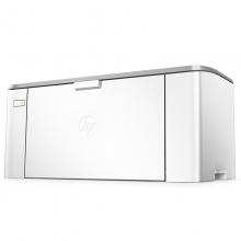 惠普(HP)  M106w 黑白激光打印机 A4 黑白打印,22页/分钟,无线网打印功能
