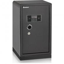 齐心(COMIX) BGX-M/D-98I 钢七连电子密码保管箱 高98CM