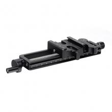 晟崴 MFR-150 微距摄影专用云台快装板支架 扳扣式