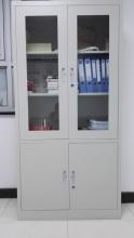 国产 铁皮文件柜(带锁)高1米85*90*厚40