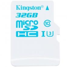 金士顿(Kingston)  90MB/s Class10 UHS-I U3  TF存储卡(128GB)