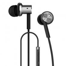 小米(MI) 圈铁耳机原装动圈+动铁双发声单元 银色