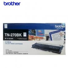 兄弟(brother) 原装彩色粉盒(TN-270BK黑色)