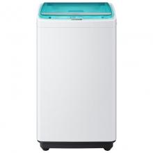 海尔(Haier) 33X69W 3.3公斤迷你全自动洗衣机(白色)
