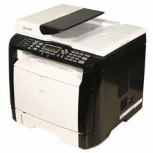 理光(Ricoh) SP312SFNW 多功能一体机(打印 复印 扫描 传真)