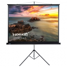 宏信(HONXIN) 120英寸4:3 投影幕布支架