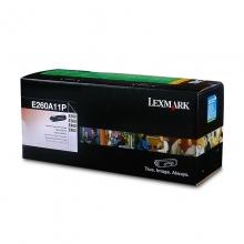 利盟(Lexmark) E260A11P原装粉盒
