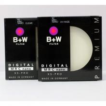 B+W MRC 纳米多层镀膜UV镜 82mm 010M
