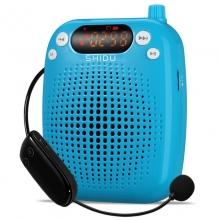 十度(ShiDu) S611 无线便携扩音器(天空蓝)
