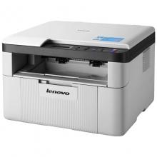 联想(Lenovo) M7206 黑白激光三合一多功能一体机 (打印 复印 扫描)