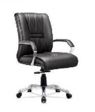 昊丰 KY-8018 办公椅(环保皮)黑色