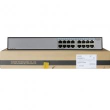 华为(HUAWEI) S1700-16G 16口千兆非网管交换机