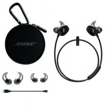 Bose soundsport无线耳机 黑色