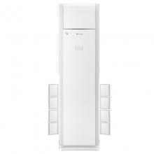 格力(GREE) KFR-50LW/(50591)nhAa-3 2P定频立柜式冷暖空调 悦雅白色空调柜机