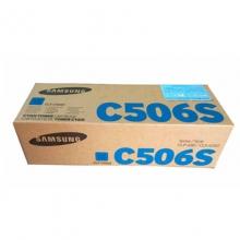 三星(SAMSUNG ) 原装彩色硒鼓(CLT-C506S青色)