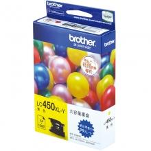 兄弟(brother) 原装彩色墨盒(LC450XL-Y黄色)