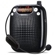 十度(ShiDu) S611 无线便携扩音器(经典黑)