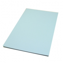 传美(chuanmei) 彩色复印纸 A4 80g 100张/包(浅蓝) 25包/箱