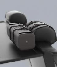 米家 车载空气净化器(USB车充版) 灰色