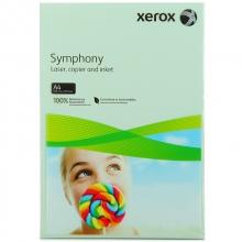 富士施乐(FujiXerox) 彩色复印纸 A4 80g  500张/包(绿色)