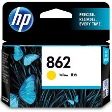 惠普(HP) 862 墨盒 (黄色)