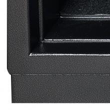 齐心(COMIX) BGX-M/D-68I 钢七连电子密码保管箱 高68CM