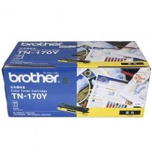 兄弟(brother) 彩色原装粉盒(TN-170Y黄色)