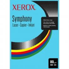 富士施乐(FujiXerox) 彩色复印纸 A4 80g  500张/包(蓝绿色)